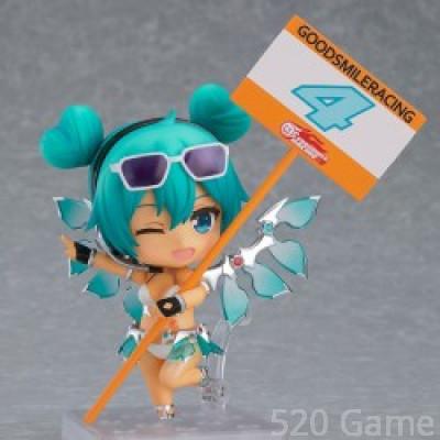 GSC 1003 黏土人 RACING MIKU 2013 雪邦Ver. Nendoroid Racing Miku 2013 Sepang ver (GS-906401)