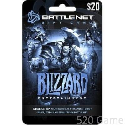 美服Battlenet Gift Card