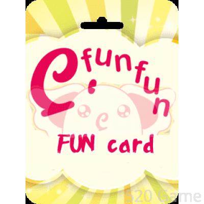 FunCard(Efunfun遊戲平台適用)