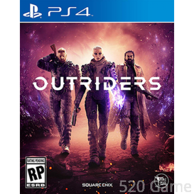 PS4 先遣戰士 OUTRIDERS - CHI