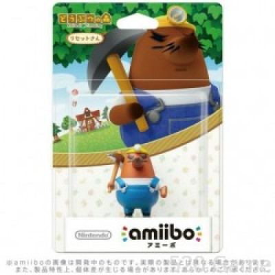 Amiibo RESET SAN Animal Crossing: Reset San