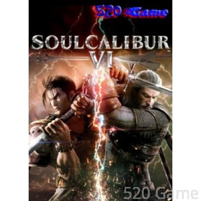 【PC】《劍魂 6》SOULCALIBUR VI【中文/英文】