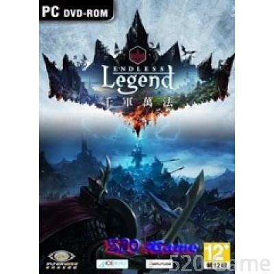 PC Endless Legend 千軍萬法【PC英文版】