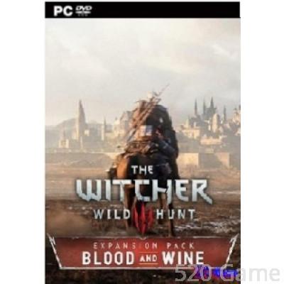 PC《巫師 3:狂獵 - 血與酒》The Witcher 3:Wild Hunt【PC中英文版】