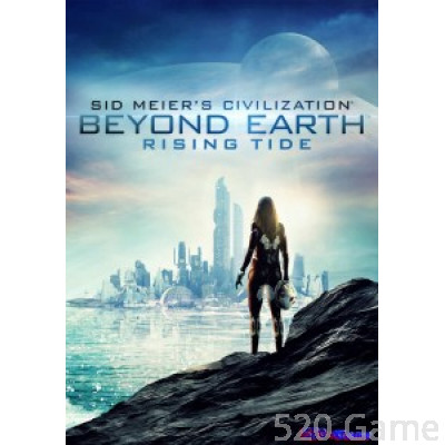 Civilization:Beyond Earth - Rising Tide《文明帝國:超越地球 - 潮起》 (中英文合版)