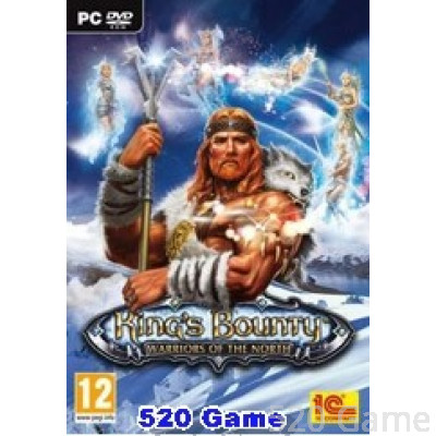 PC King's Bounty:Warriors of the North《新英雄大帝:北境之王》中文版