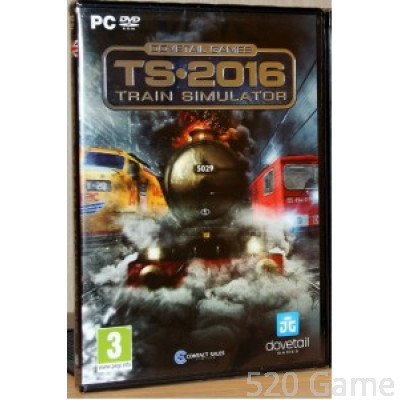 TS.2016 Train Simulator 2016《模擬列車 2016》