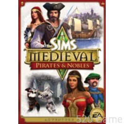 The Sims Medieval:Pirates and Nobles《模擬市民中世紀:海盜與貴族》