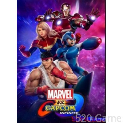 《漫威vs卡普空:無限》Marvel vs. Capcom:Infinite 【PC中英文版】