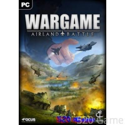 PC Wargame:AirLand Battle《火線交鋒:地空突襲》國際中文版