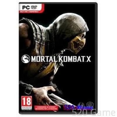 Mortal Kombat X Day1 Steelbook Edition《真人快打X Day1 鐵盒版》