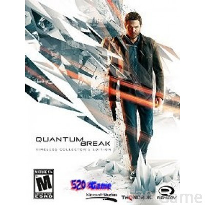 PC《量子裂痕:永恆典藏版》Quantum Break:Timeless Collector's Edition(中英合版)