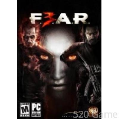 PC F.E.A.R.3《戰慄突擊3》【PC英文版】