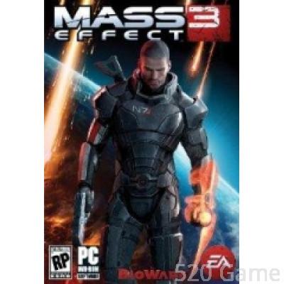 PC 質量效應 3 Mass Effect 3 英文