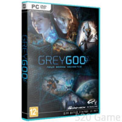 PC Grey Goo《灰蠱》英文