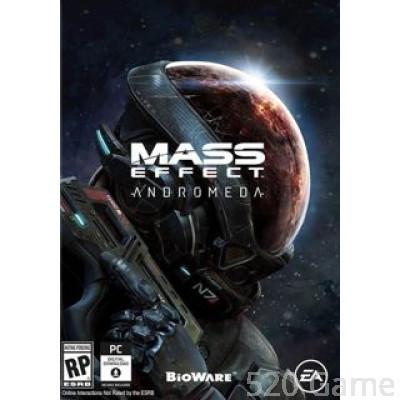 PC Mass Effect:Andromeda《質量效應:仙女座》英文版 (實體版)