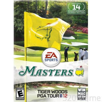 PC 老虎伍茲12:高球名人賽 (Tiger Woods PGA Tour 12:The Masters) 英文