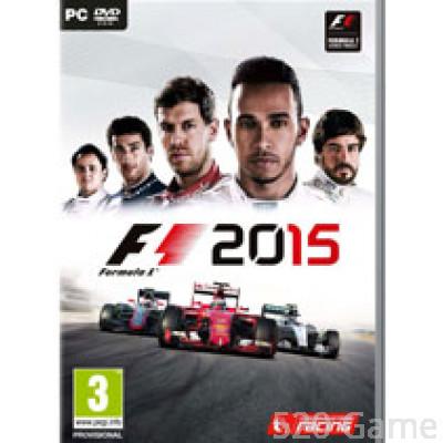 PC 一級方程式賽車 2015 F1 2015 Formula 1 2015英文