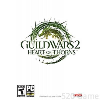 PC Guild Wars 2:Heart of Thorns《激戰2:Heart of Thorns》全球版 (實體版) 英文