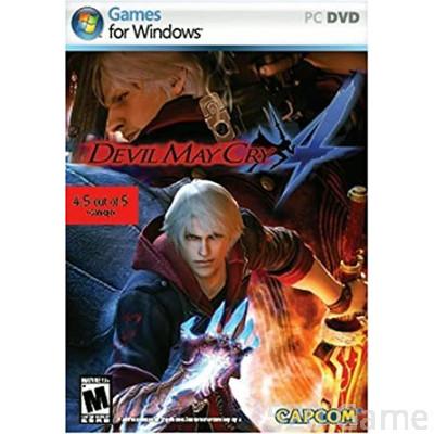 PC Devil May Cry 4《惡魔獵人4》英文