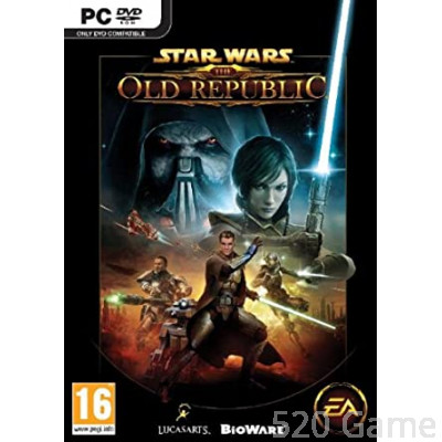 PC 星際大戰:舊共和國 Star Wars:The Old Republic Online 英文