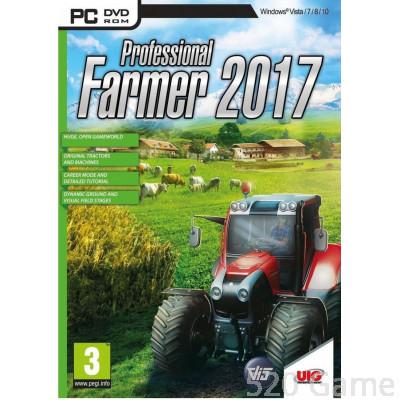 PC 專業農夫 2017 Professional Farmer 2017 英文