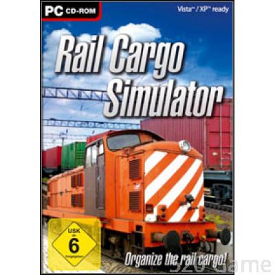 PC Rail Cargo Simulator 英文