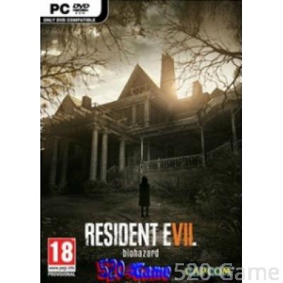 【PC】《生化危機/惡靈古堡7》Biohazard 7 Resident Evil 7 【一般/版】【中文/英文