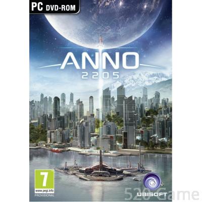 PC ANNO 2205《美麗新世界2205》英文
