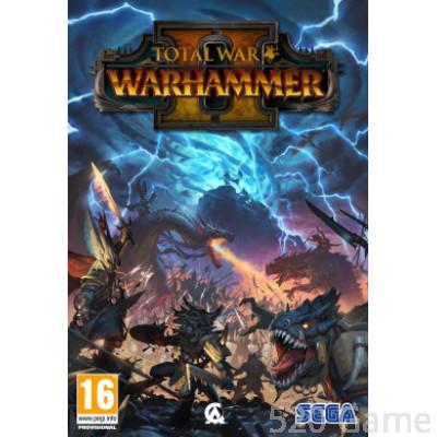 PC 全軍破敵:戰鎚 II Total War: WARHAMMER II 英文