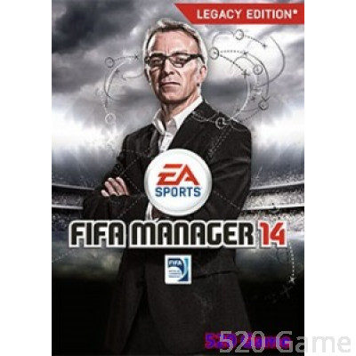 PC FIFA Manager 14《FIFA 足球經理 14》