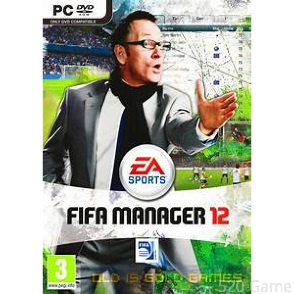 FIFA Manager 12《FIFA 足球經理 12》PC