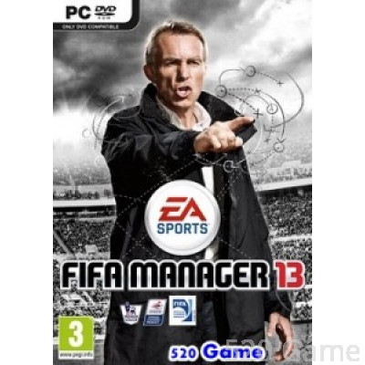 FIFA Manager 13《FIFA 足球經理 13》PC