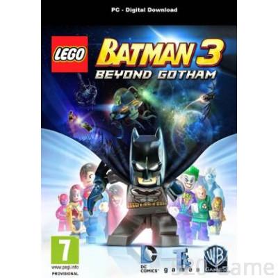 PC 樂高蝙蝠俠3:飛越高譚市 Lego Batman 3:Beyond Gotham 英文