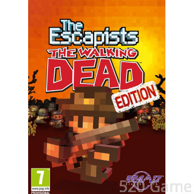 PC The Escapists: The Walking Dead 英文