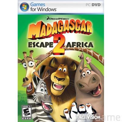 PC Madagascar 2 Escape Africa 馬達加斯加2:逃往非洲 英文