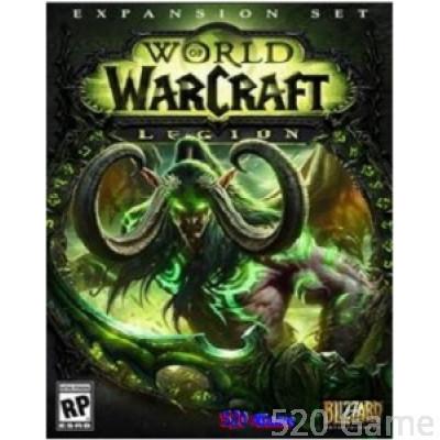 PC《魔獸世界:軍臨天下》World of Warcraft: Legion 【PC版】