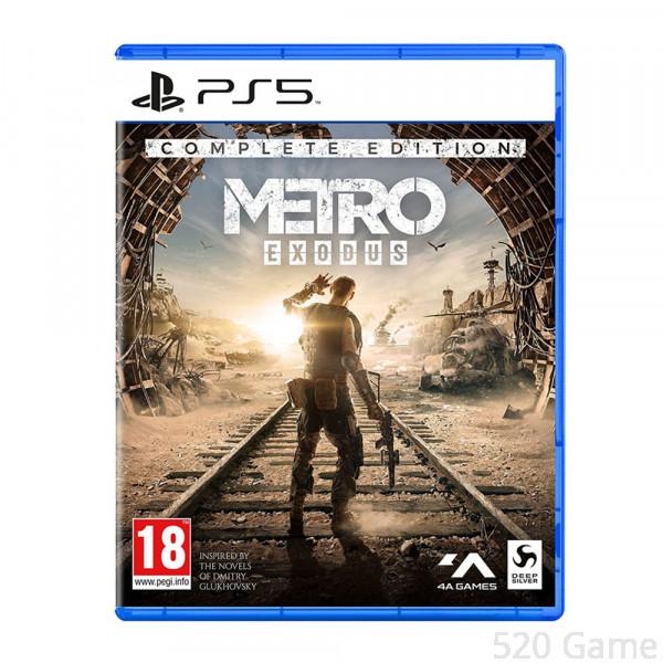 PS5 戰慄深隧:流亡 加強版 Metro Exodus Enhanced Edition