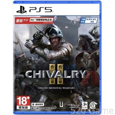 PS5 騎士精神2 (繁中/簡中/英/日文版) Chivalry II