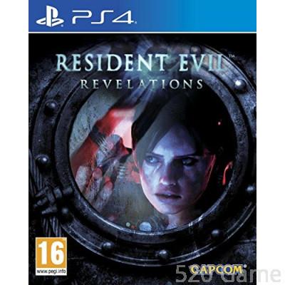 PS4 惡靈古堡:啟示 resident evil revelations