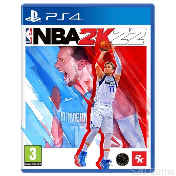 PS4 《NBA 2K22》標準版