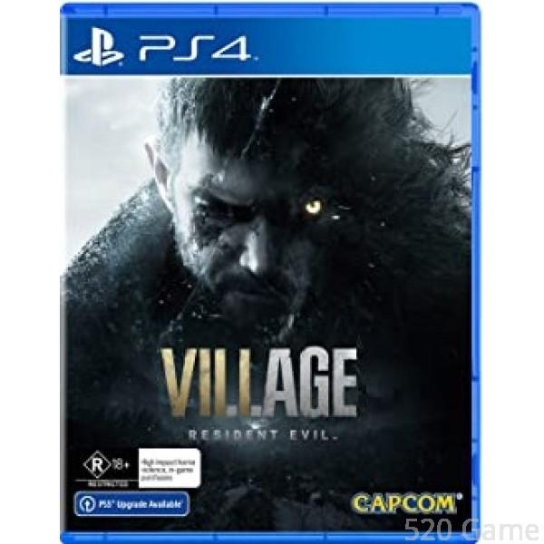 PS4 Biohazard Village 生化危機8 Resident Evil Village 中英文版