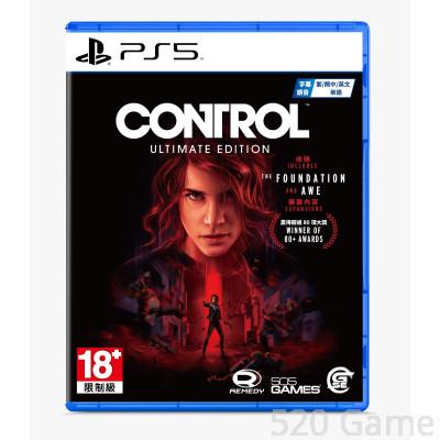 PS5 控制 (終極版) -亞洲版