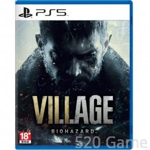 PS5 Biohazard Village 生化危機8 Resident Evil Village 中英文版