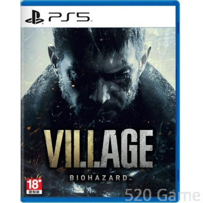 PS5 Biohazard Village 生化危機8 Resident Evil Village 中英文版