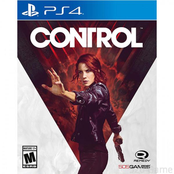 PS4.  Control 控制 終極版  亞洲版(繁中/簡中/英文)