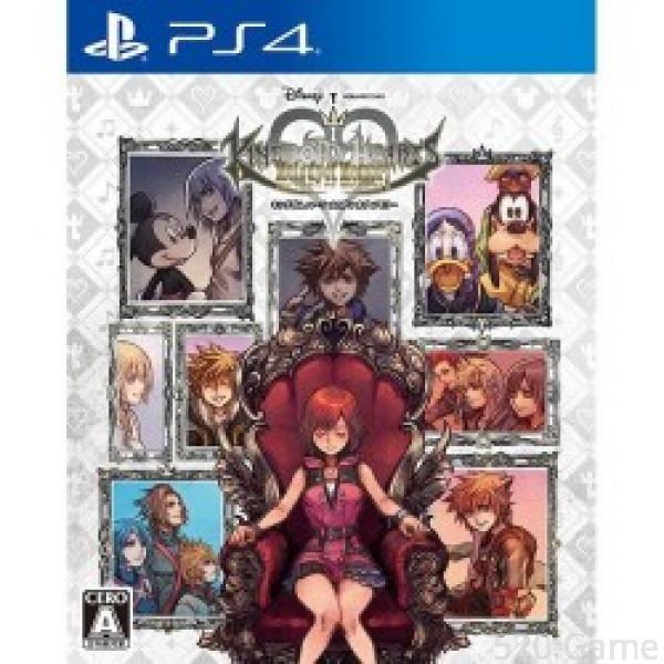 PS4   王國之心:記憶旋律 Kingdom Hearts: Melody of Memory 中文版