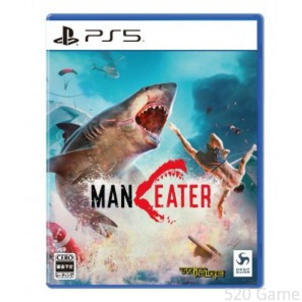 PS5 食人鯊 Maneater (亞洲版)