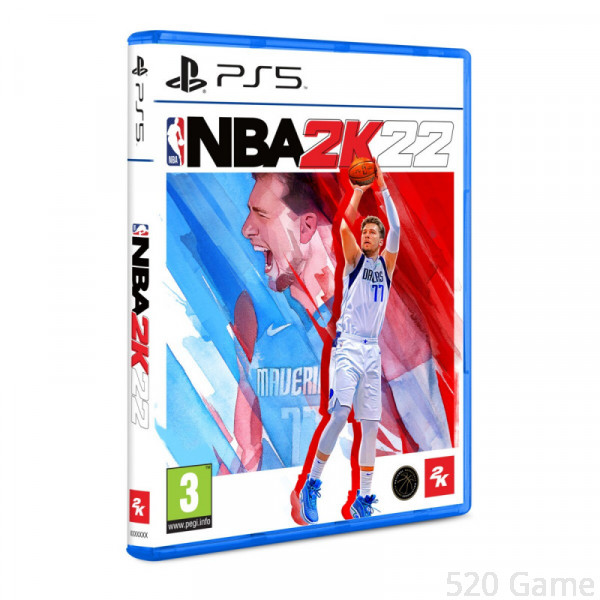 PS5 《NBA 2K22》標準版