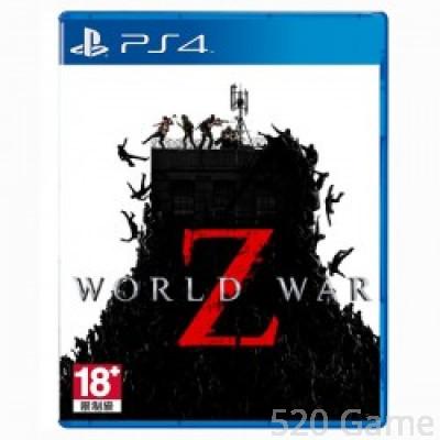 PS4  末日之戰  World War Z (繁/簡中/英文版) - 行貨歐版